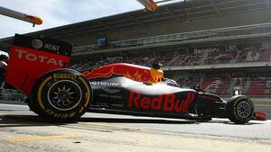 Red Bull - GP Spanien 2016
