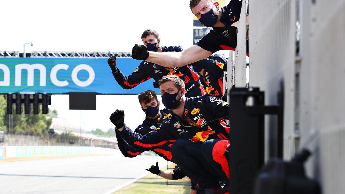Red Bull - GP Spanien 2020 - Barcelona
