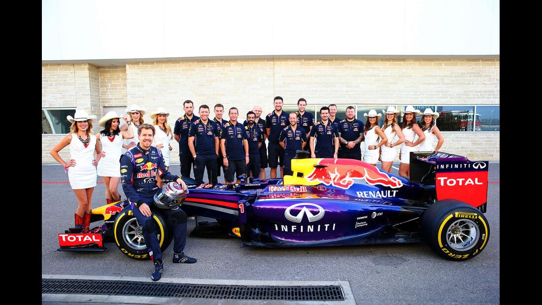 Red Bull - GP USA 2014