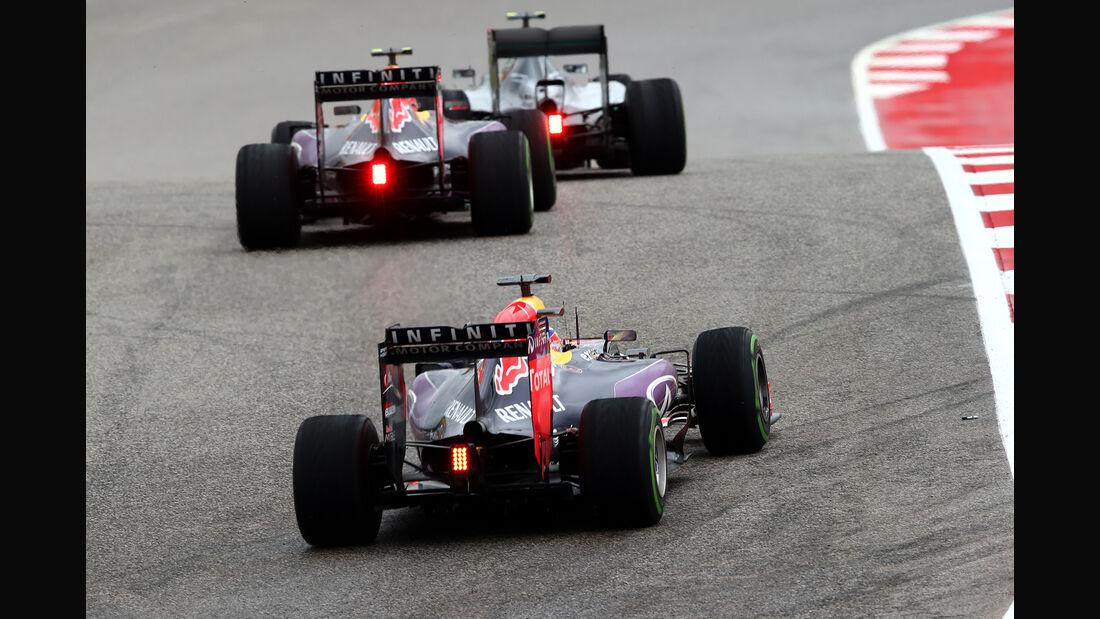 Red Bull - GP USA 2015
