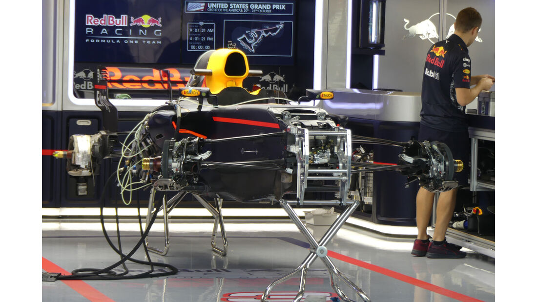 Red Bull - GP USA 2017