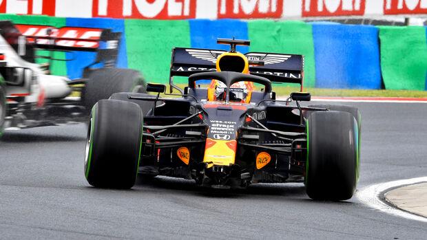 Red Bull - GP Ungarn 2020