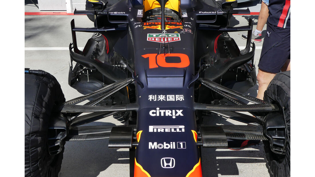Red Bull - GP Ungarn - Budapest - Formel 1 - Donnerstag - 1.08.2019