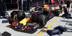 Red Bull - GP Ungarn - Budapest - Formel 1 - Donnerstag - 26.7.2018