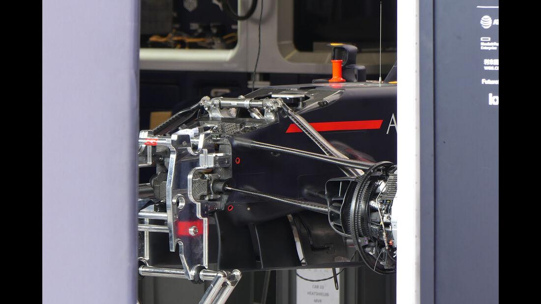 Red Bull - GP Ungarn - Budapest - Hungaroring - Mittwoch - 31.07.2019