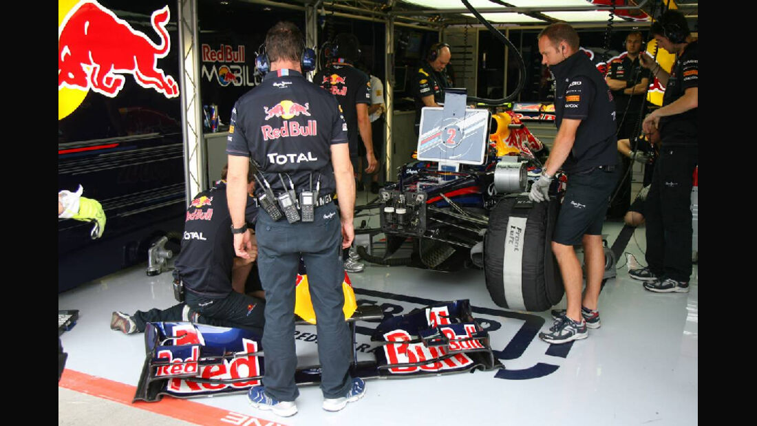 Red Bull GP Ungarn - Formel 1 - 29.7.2011