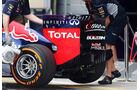 Red Bull Heckflügel - Formel 1 - GP Bahrain - 19. April 2013