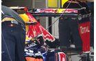 Red Bull Heckflügel - Formel 1 - GP Italien - 7. September 2012