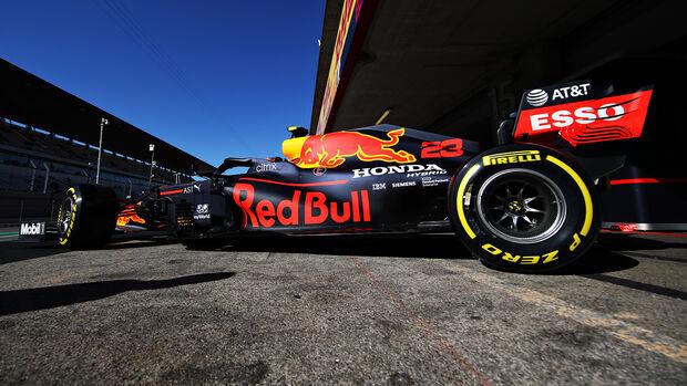 Red Bull Honda - GP Portugal 2020