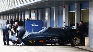 Red Bull - Jerez-Test - 31. Januar 2014