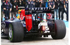 Red Bull - Jerez-Test - Formel 1 - 2014