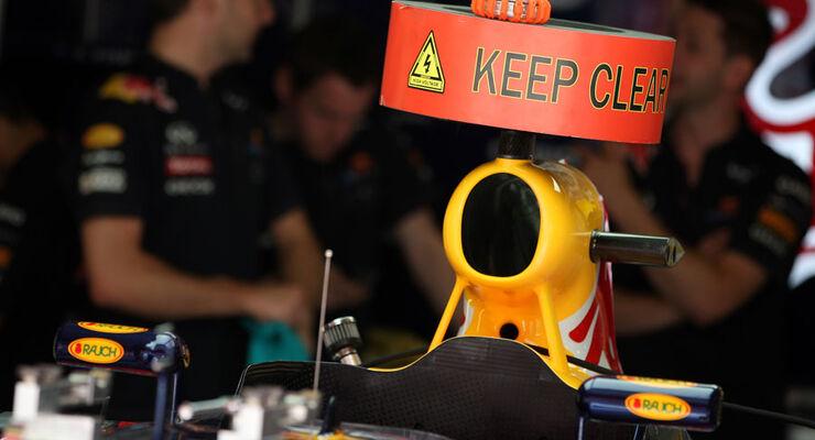 Red Bull KERS