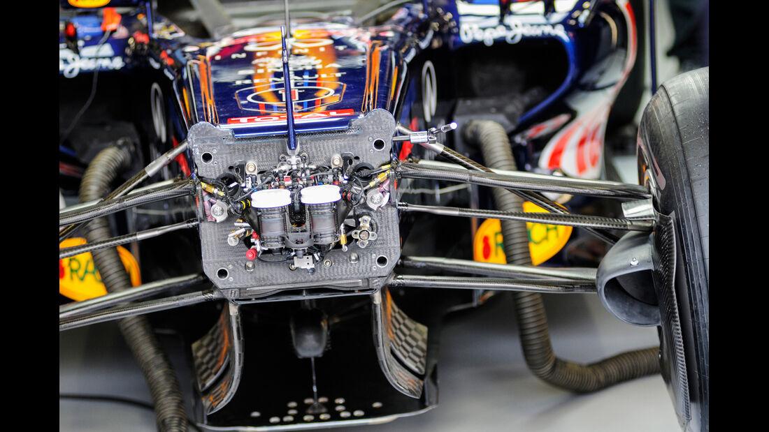 Red Bull Leitbleche 2012
