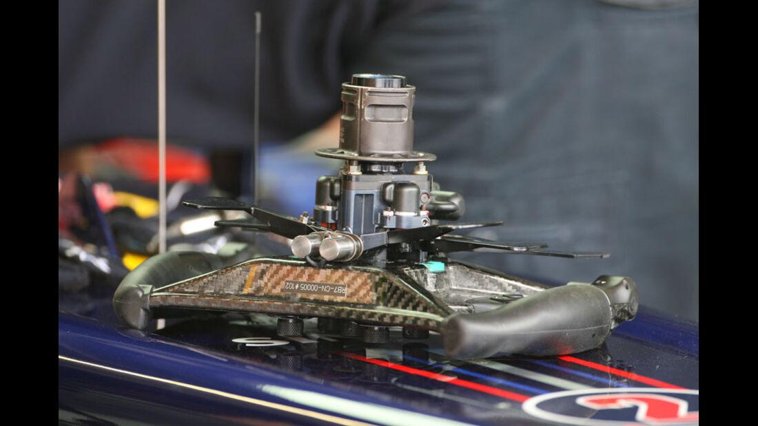 Red Bull Lenkrad - GP Europa Valencia 2011