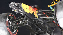 Red Bull - Max Verstappen - Crash - GP Bahrain - Formel 1 - 2017