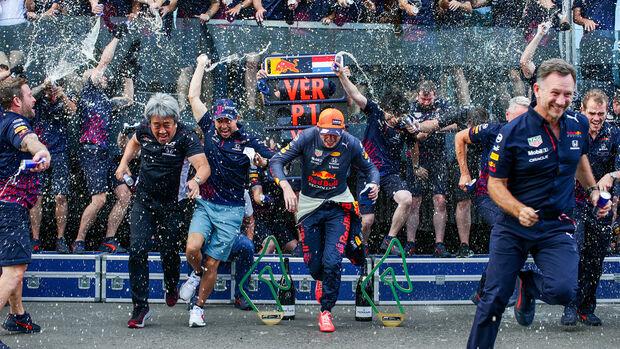 Red Bull - Max Verstappen - Formel 1 - GP Steiermark - Spielberg - 27. Juni 2021