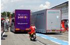 Red Bull & Mercedes - Formel 1 - GP Deutschland - Hockenheim - 16. Juli 2014