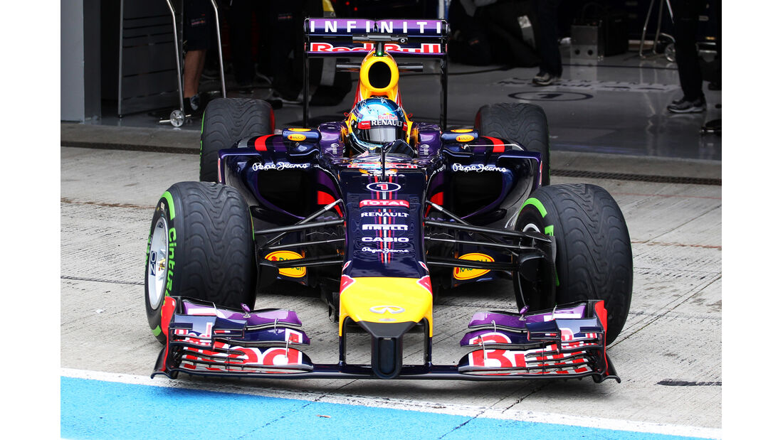 Red Bull - Nase - Formel 1 - Jerez-Test - 2014