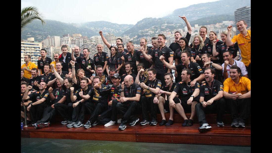 Red Bull-Party - GP Monaco 2012