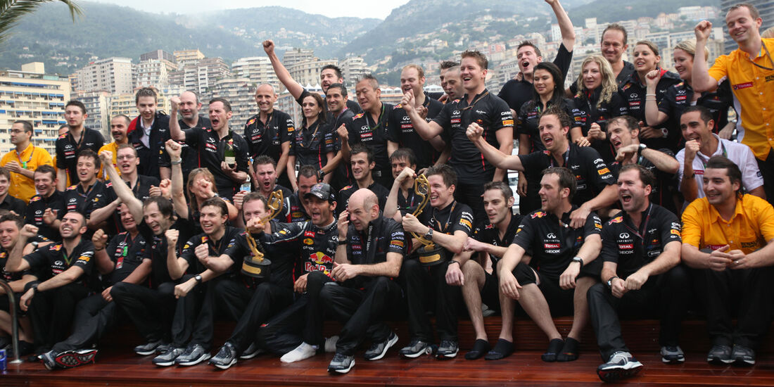 Red Bull-Party - GP Monaco 2012
