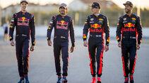 Red Bull-Piloten - GP Malaysia 2017