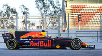Red Bull - Profil - F1 - Barcelona Test 2017