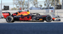 Red Bull - Profil - F1-Test - Barcelona - 2020