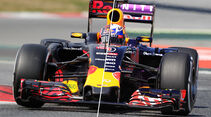 Red Bull RB 12 - Technik-Analyse - F1 - 2016