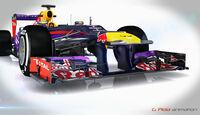 Red Bull RB10 - Piola Technik-Video 2014