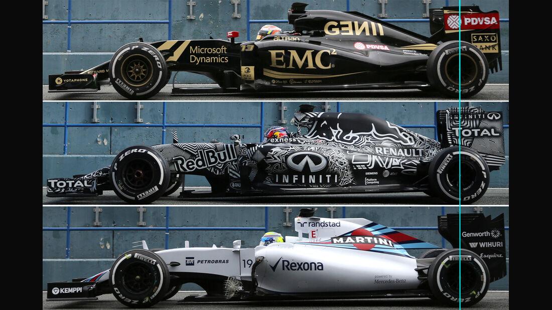 Red Bull RB11 - Technikcheck - Formel 1 - 2015