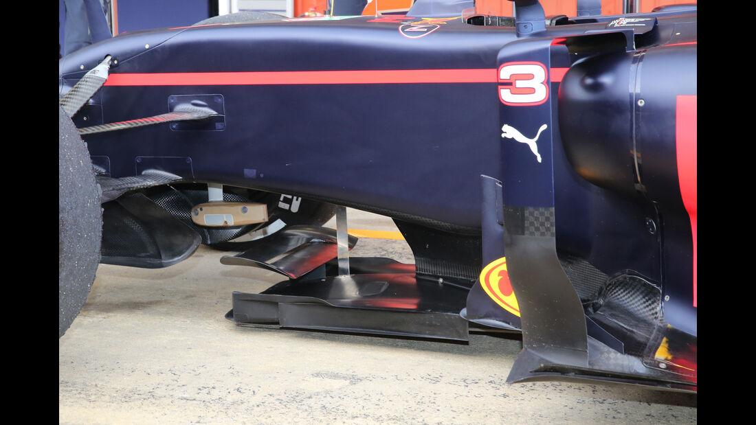 Red Bull RB12 - Barcelona F1-Test 2016