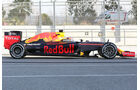 Red Bull RB12 - F1 2016 - Profil