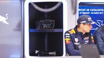 Red Bull RB13 - Lenkrad - F1
