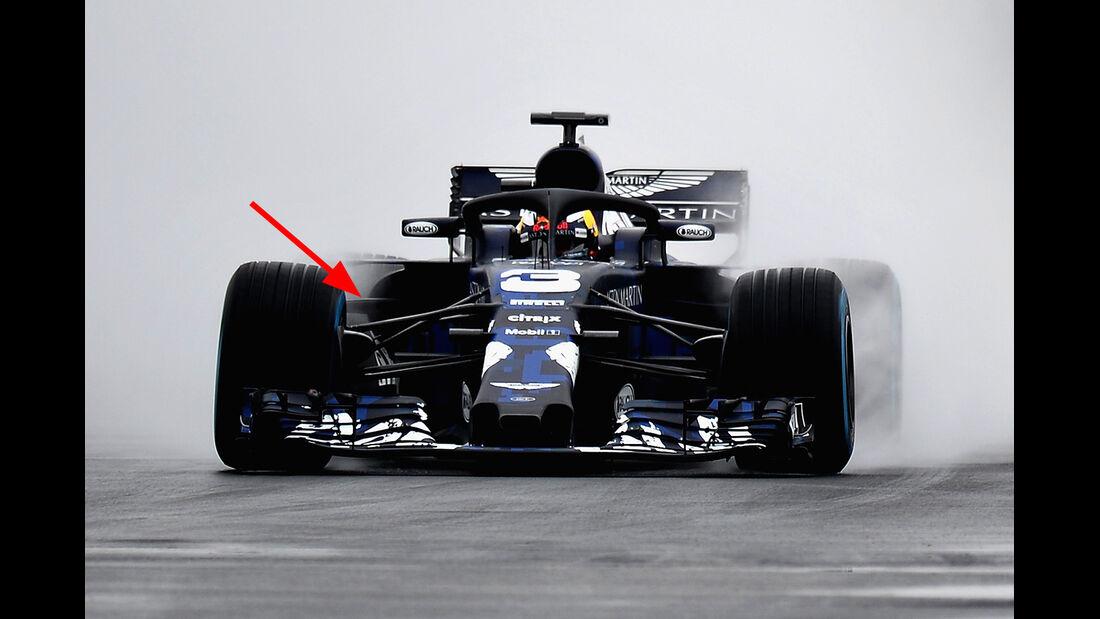 Red Bull - RB14 - F1 2018