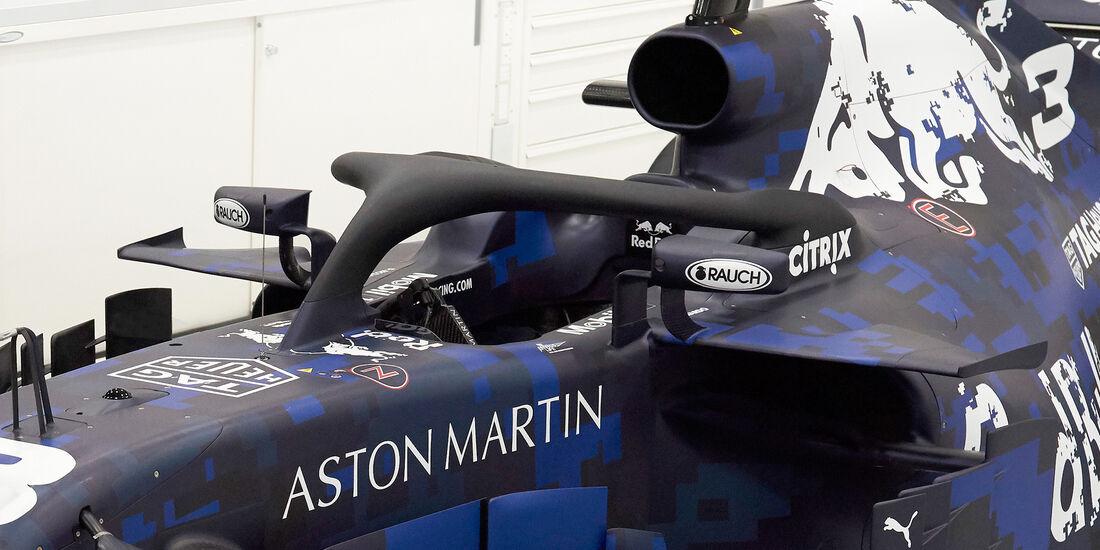 Neuer Red Bull RB14 (2018): Bilder, Infos & Daten - auto