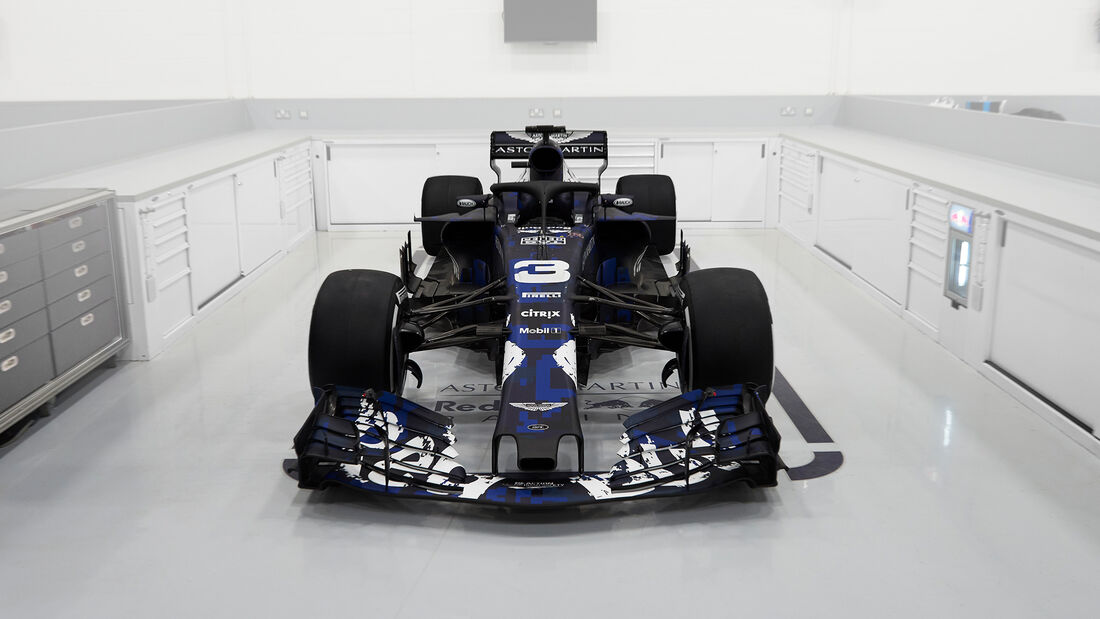Red Bull RB14 - Präsentation - 2018
