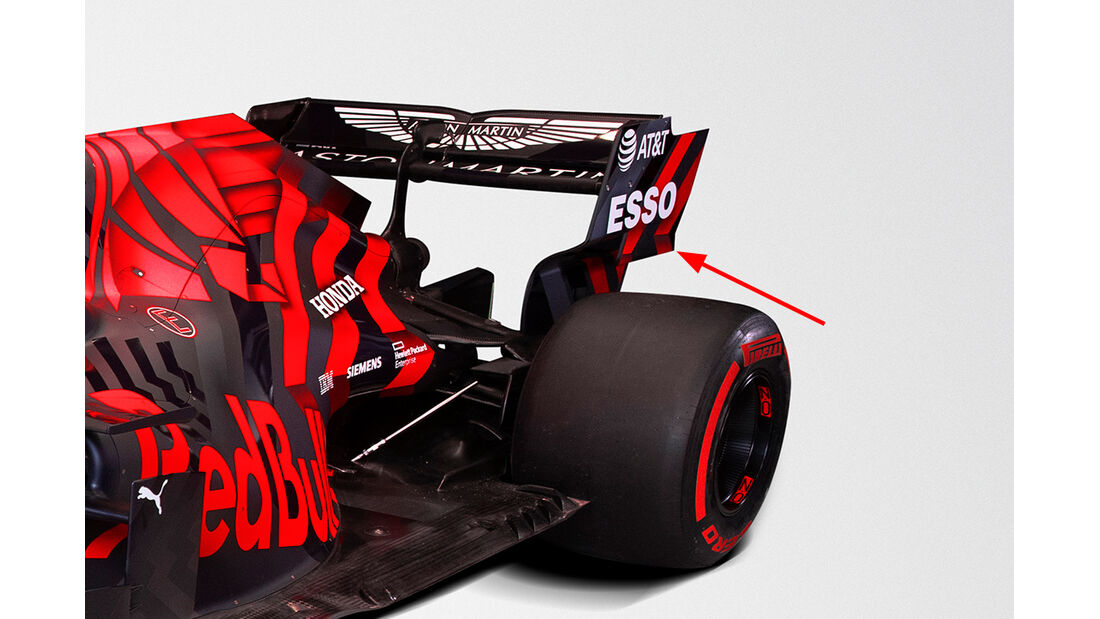 Red Bull RB15 - F1-Auto 2019