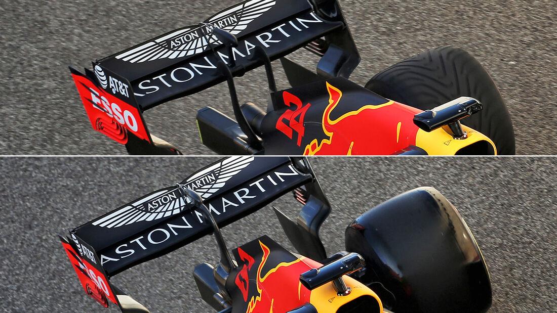 Red Bull RB16 - Abu Dhabu Test - F1 -2020