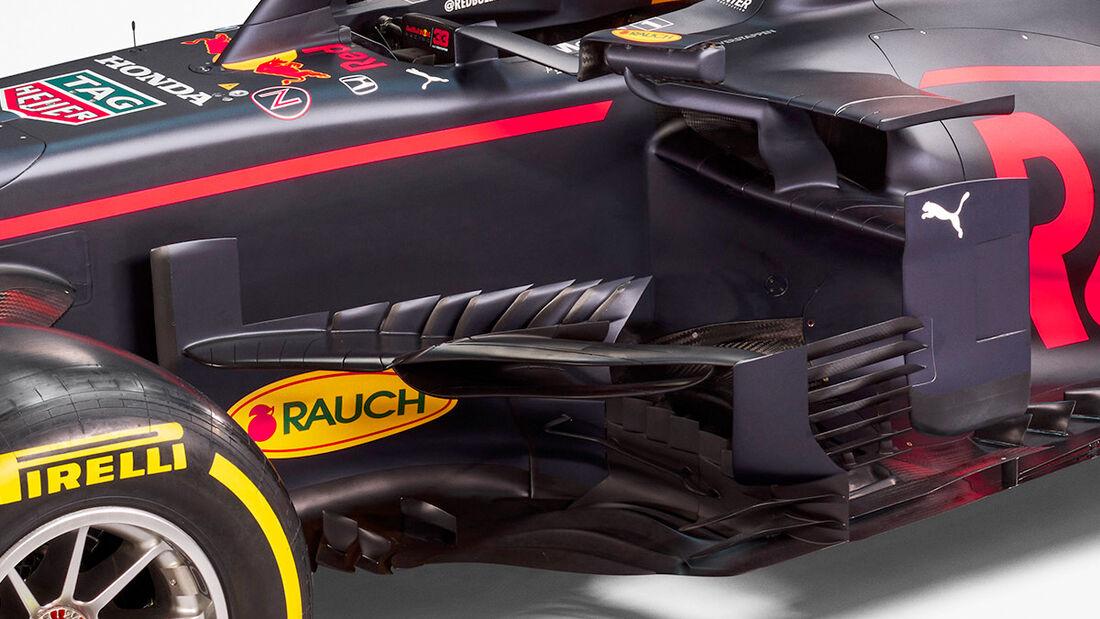 Red Bull RB16B - Studio - F1  - 2021