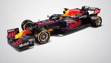 Red Bull RB16B - Studio - F1  - 2021
