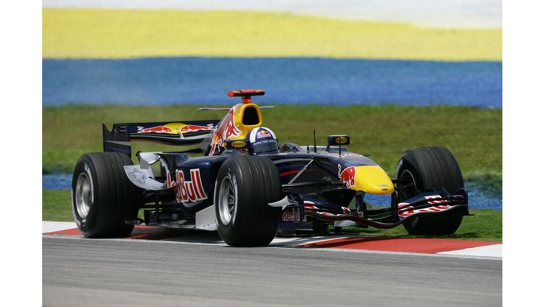 Red Bull RB2 - Formel 1 2006