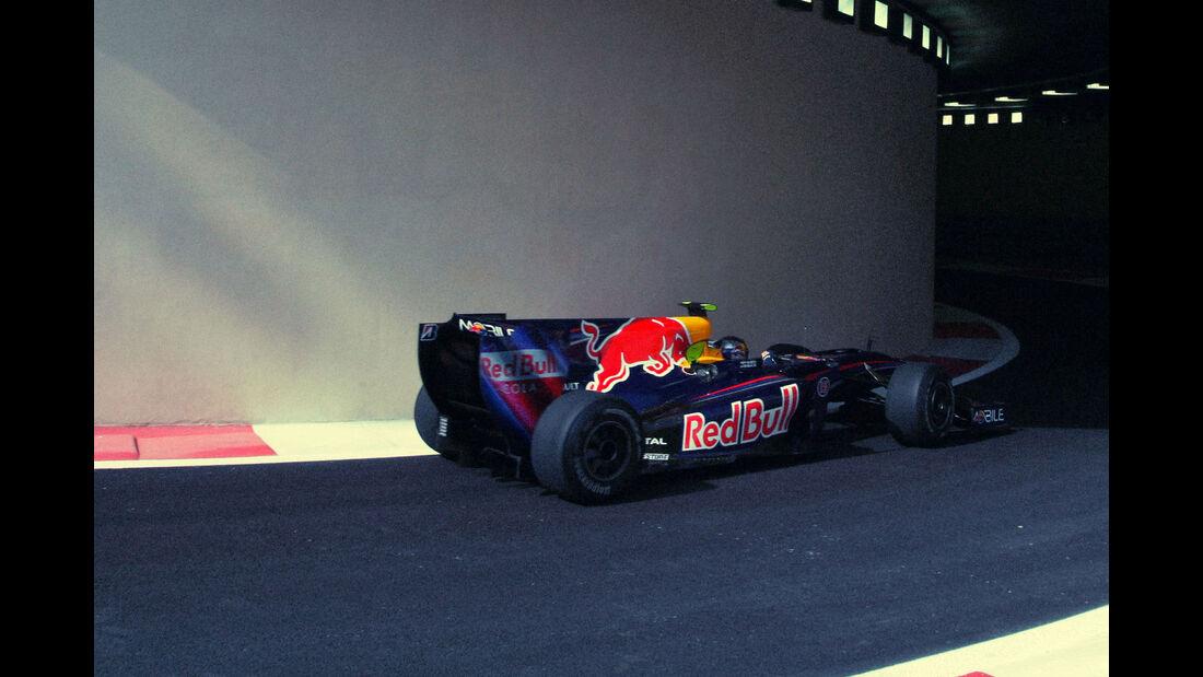 Red Bull RB5 - Sebastian Vettel - F1 2009
