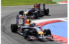 Red Bull RB5 - Webber - Vettel - F1 2010