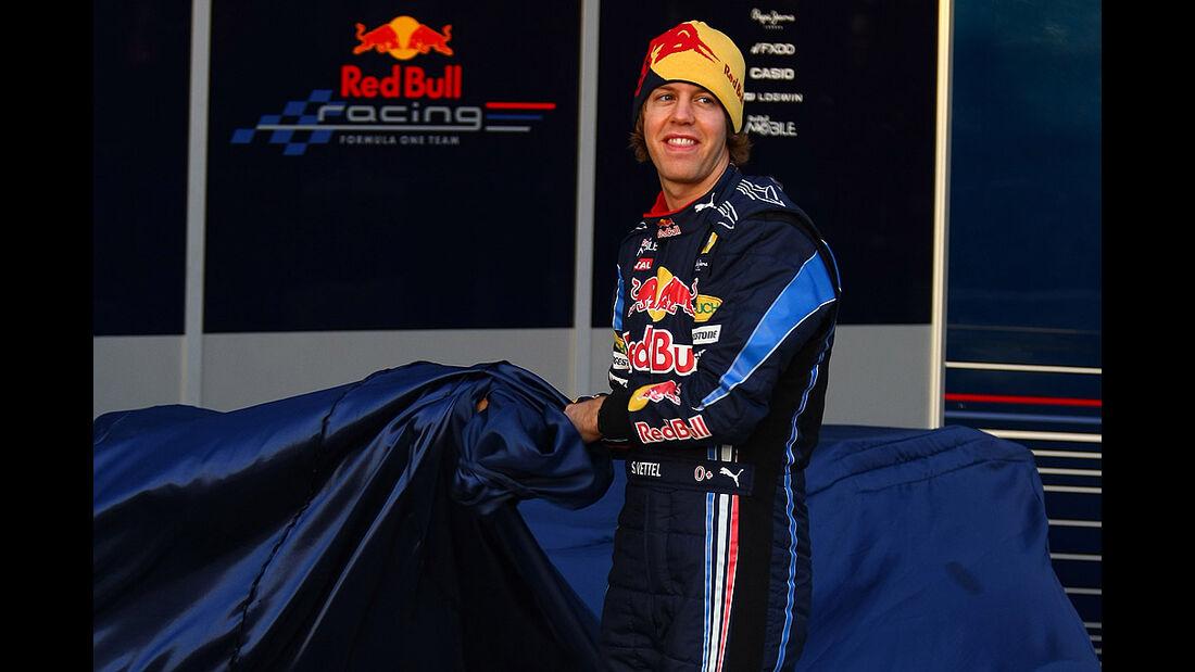 Red Bull RB6 Sebastian Vettel