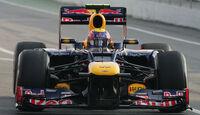 Red Bull RB8 2012 Formel 1 Test