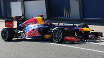 Red Bull RB8 2012 Technik Jerez
