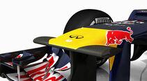 Red Bull RB8 Bahrain/Mugello Updates 2012