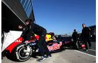 Red Bull RB8 Jerez 2012 Test