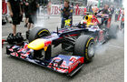 Red Bull RB8 Mark Webber GP China Rauch 2012