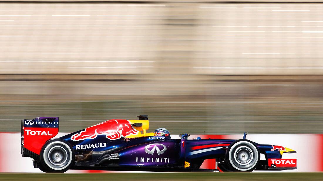 Red Bull RB9 Anstellwinkel